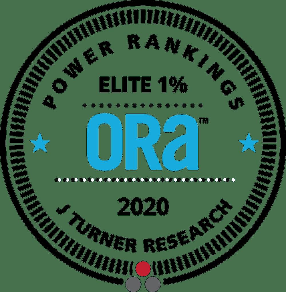 ORA 2020 Award